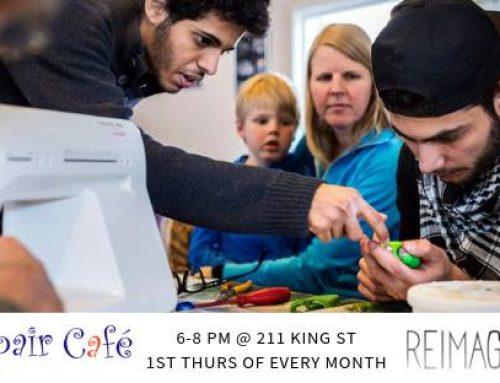 Repair Cafe – February 2020