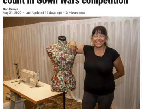 Gown Wars Competition